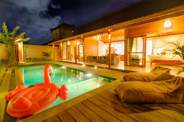 Canggu Villa 2BR Private Pool Laksamana