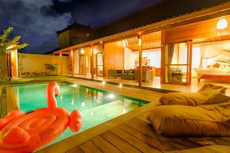 Canggu Villa 2BR Private Pool Laksamana