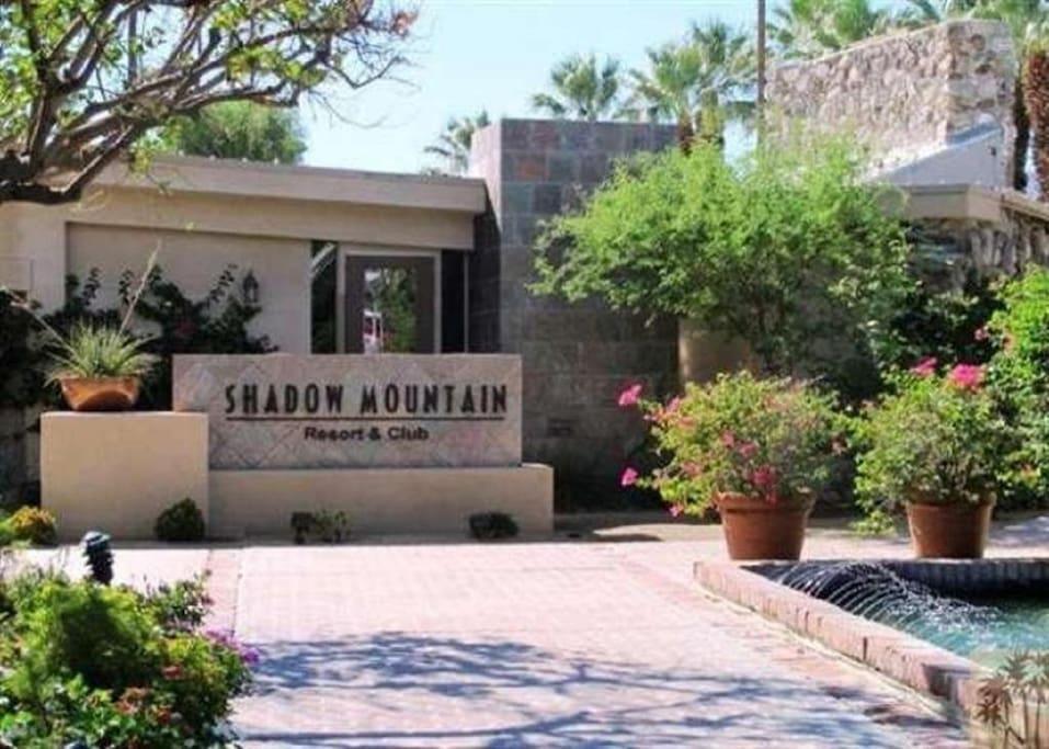 Shadow Mt Resort