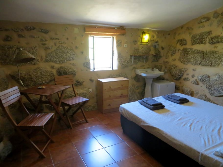 B&B Penedo, romantic granite house