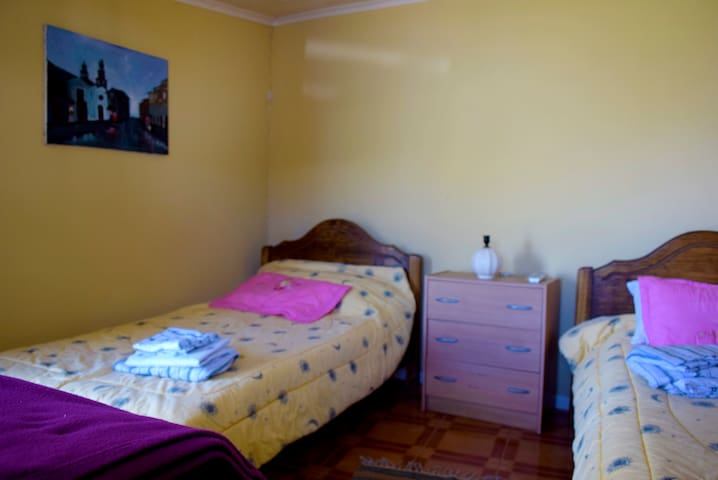 Habitacion/room Las Cruces Casa Barco
