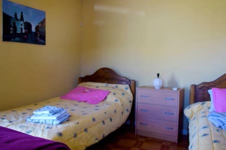 Habitacion/room Las Cruces Casa Barco - Las Cruces