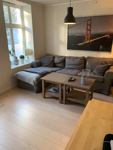 Perfectly located in the heart of Bergen