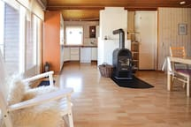 Holiday cottage with 3 bedrooms on 70m² in Thisted
