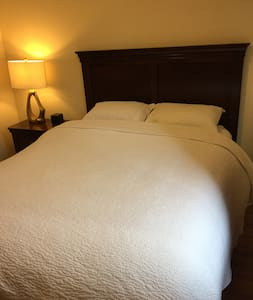 West Royalty BnB (Whole Ground Floor, One Suite) - Charlottetown - Talo