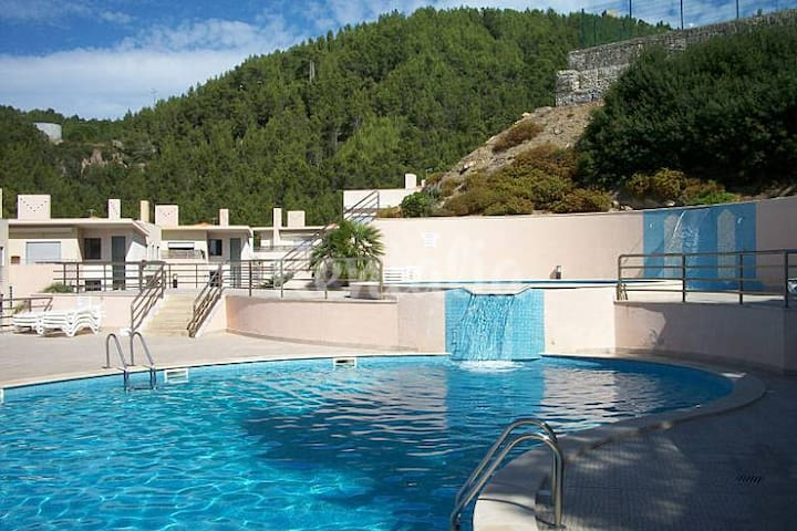 T2, vacations near the beach in a private mood - Sesimbra - Apto. en complejo residencial