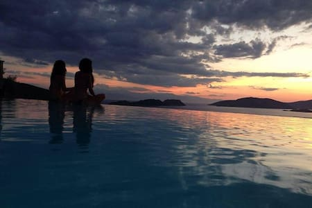 AMAZING SUNSET VIEW