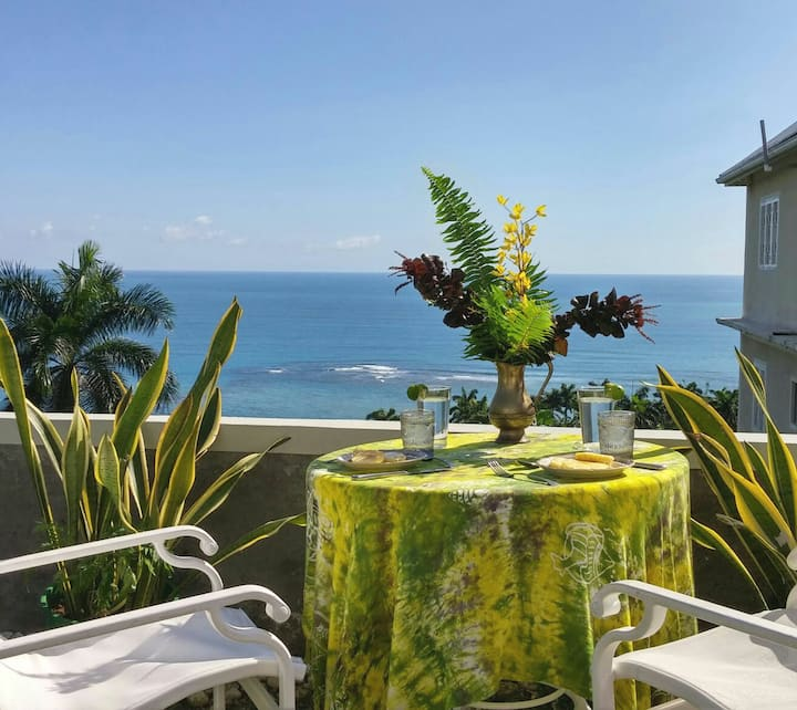 Sandy's Oceanview Small Event Venue & Villa