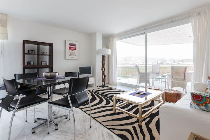 piso en ibiza, Marina Botafoch - Eivissa - Apartamento