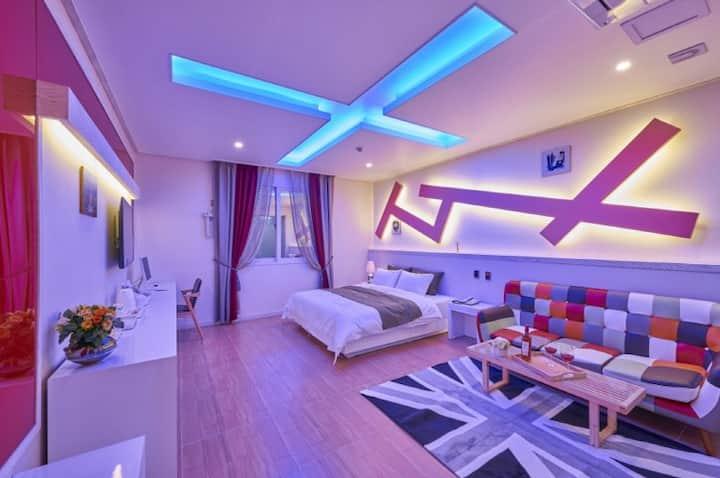 ★Double-Room 3 ★ TOP MOTEL - 광주광역시 우수숙박업소