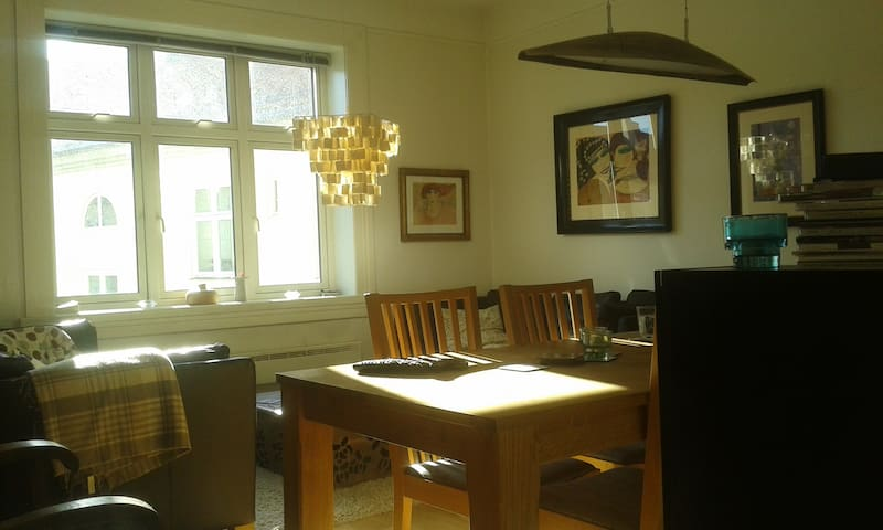 Cozy flat, city centre, Torshov, Oslo