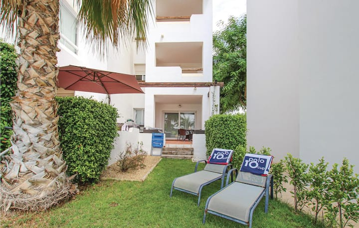 Holiday apartment with 2 bedrooms on 55m² in Roldán
