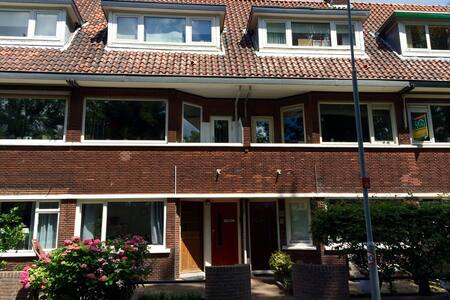 Bright 2 bedroom apartment in Voorburg with garden - Voorburg - Apartamento