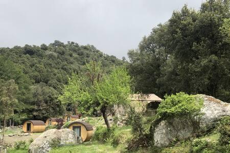 Hébergement insolite A chjusella di e Sertine 2