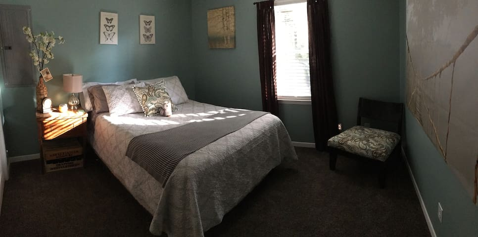 Charming Extra Bedroom - Fort Walton Beach - Huis