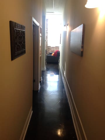Warehouse Apt/ one bedroom - New Orleans - Wohnung
