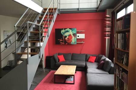 Loft calme aux portes de Paris - Ivry-sur-Seine - Loft
