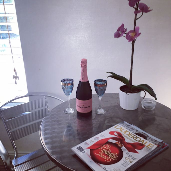Complementary welcome gift  to our vip guest, is very important to make them feel special