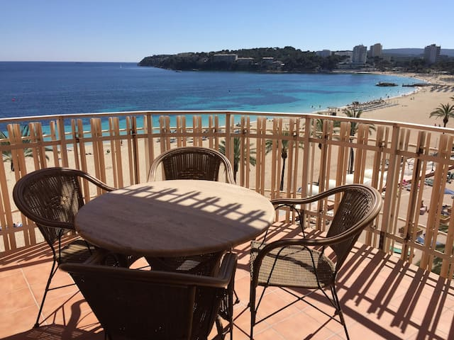 Magaluf - beach 1st line - Magaluf - Appartement