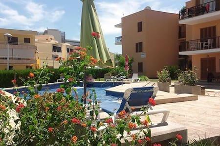 Tamarels Beach Apartment - Port de Pollença - Byt