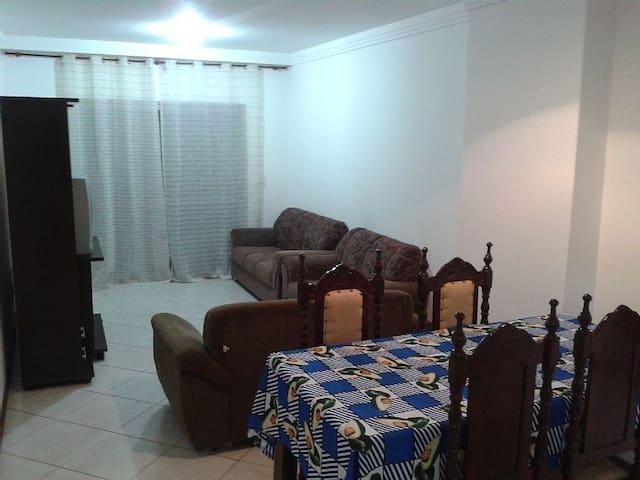 Apartamento completo com 3 quartos