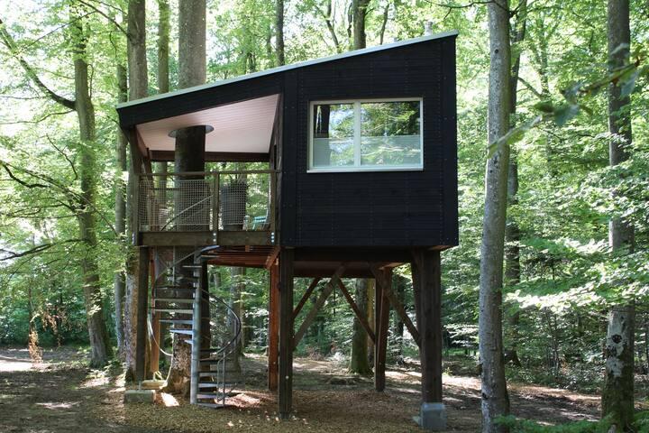 Les Cabanes du Mont, (Coeuve), Les Cabanes du Monts - Cabin n° 1 Nostalgie, (Coeuve), 1-3 pers., 1 room
