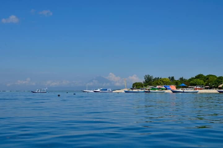 Gili Guest House (2 double bed F2)