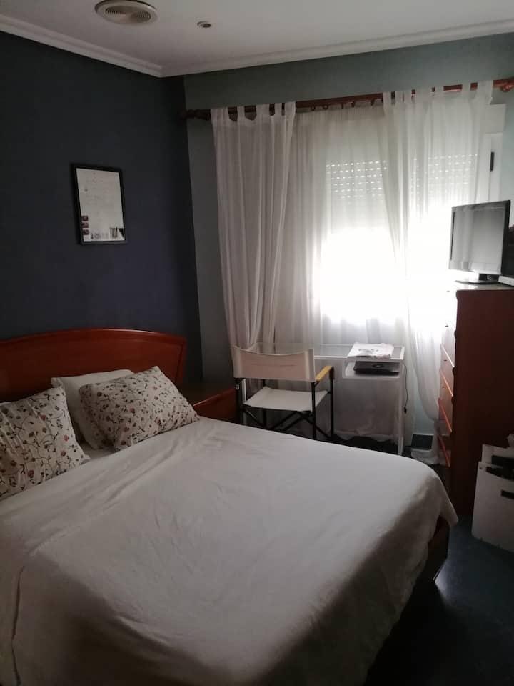 Habitación privada blue. Centrico
