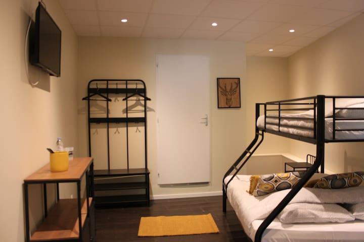 Appartement Loft 12 personnes