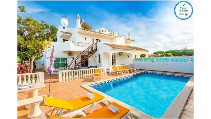 VILLA COELHO | Sesmarias | Albufeira - Algarve