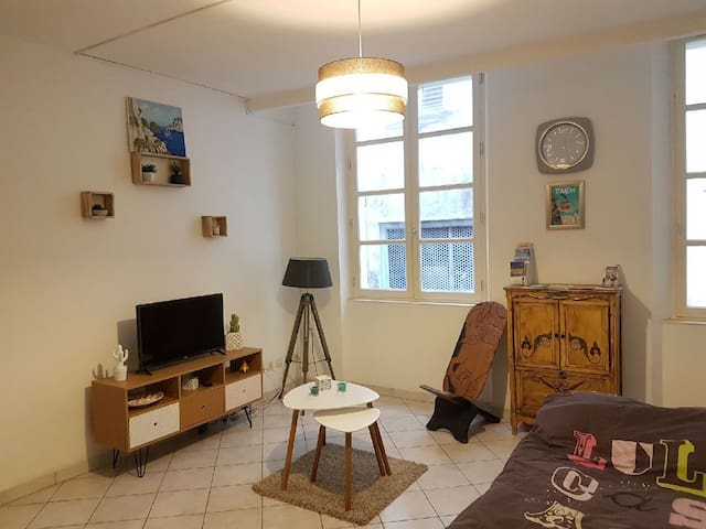 Studio T1 dans centre historique