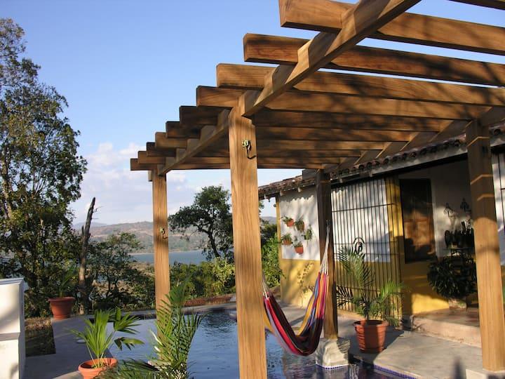 Un Oasis de Tranquilidad, Finca La Joya, Suchitoto