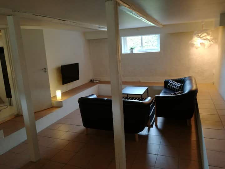 Nice apartment in charming Dragør.