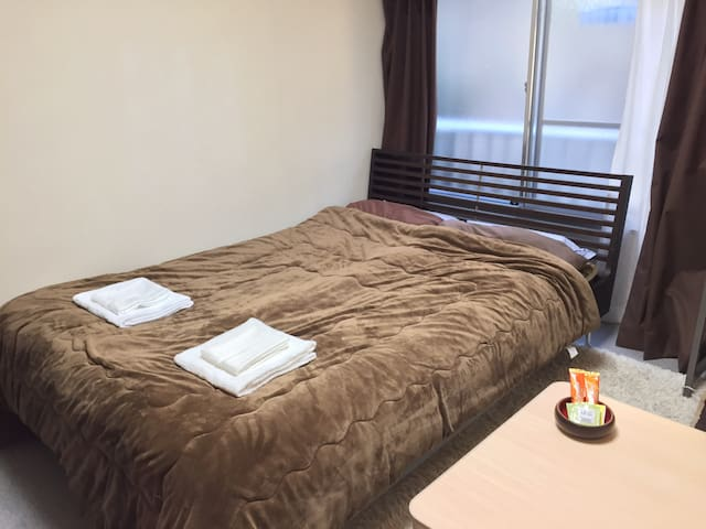 #Gotokuji near Cats Temple ready for Business use! - Setagaya-ku - Flat