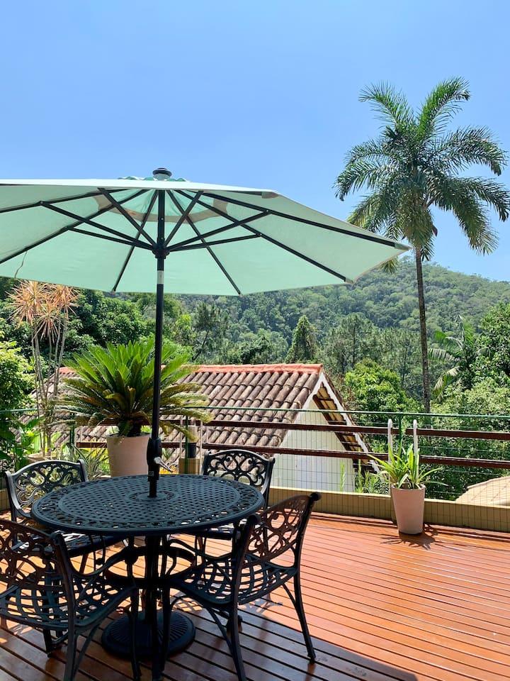 Casa em local paradisíaco para você e sua família