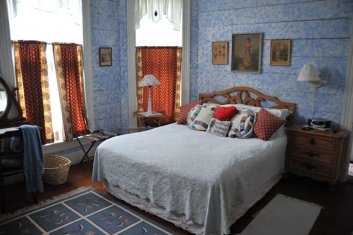 The Minden Room at Pecan Street Inn