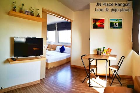 JN Place Rangsit - Executive Family Suite Room