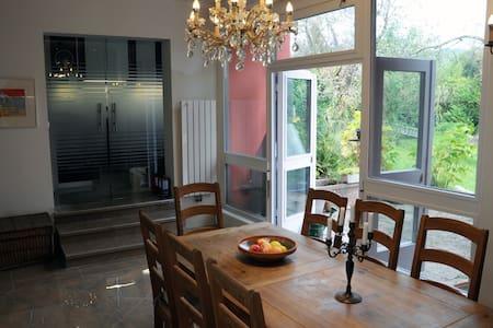 New mountainview residence at the edge of Salzburg - Hallein