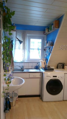 Cute little apartment-very central - Tübingen - アパート