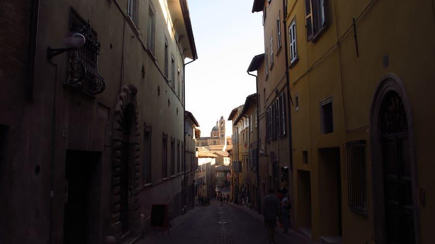 Enjoy the charm of Urbino! - Urbino - Appartement