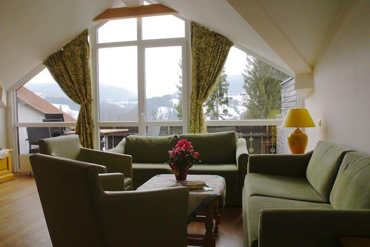 Suite Staufenhaus, für bis zu 6 Pers., ca. 57 qm