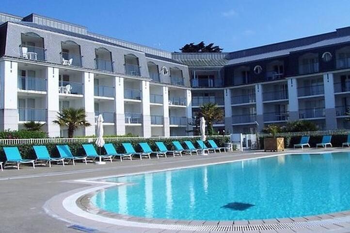 Apartment - 100 m from the beach - Douarnenez - Huoneisto