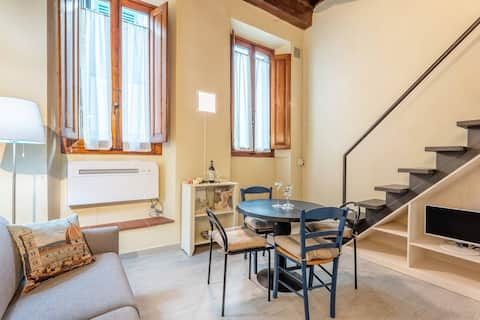 Cute Loft in the heart of Oltrarno