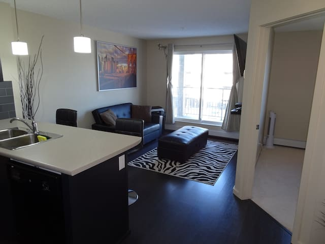 Brand New Laurel Crossing 1 Bedroom - Edmonton - Apartament