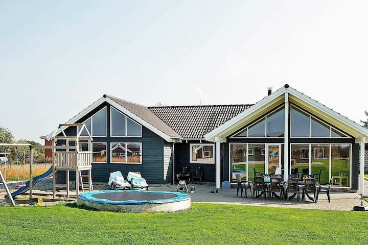 Exquisite Holiday Home in Sydals Denmark with Sauna