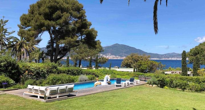 Villa EXCL. Pieds dans l'Eau Corse