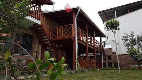 Butik köy taş evi (Mersin Giritli köyü)