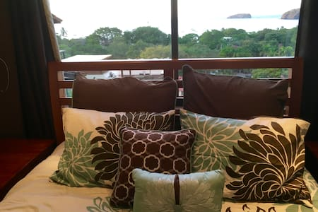 Beautiful Ocean View Condo - Playa Del Coco
