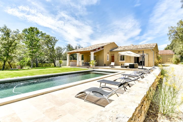 Lovely family villa in Lourmarin - Lourmarin - Villa