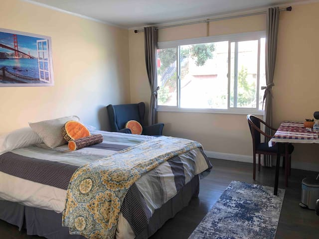 ★ Close to Everything in SF, Private Bedroom★